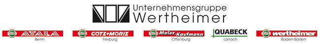 Logos Unternehmensgruppe Wertheimer