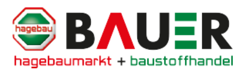 Logo Bauer Baustoffe GmbH