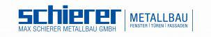 Logo Max Schierer Metallbau GmbH