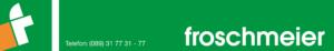Logo der Froschmeier GmbH & Co. KG